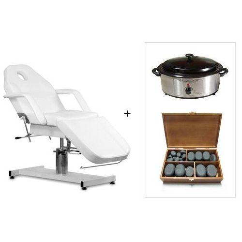Zestaw fotel 210 + podgrzewacz i kamienie 6 litrów kompl marki Activ