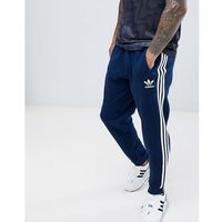 adidas Originals 3-Stripe Joggers In Navy DJ2118 - Navy, kolor szary