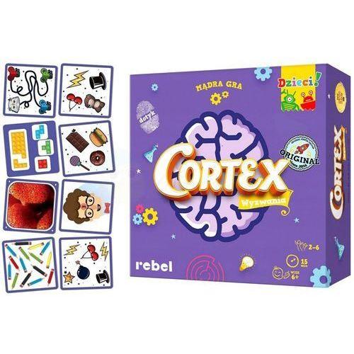 Gra cortex dla dzieci marki Rebel