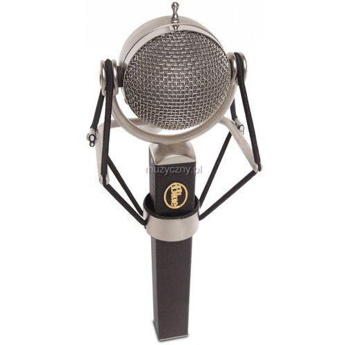dragonfly mikrofon pojemnościowy wyprodukowany przez Blue microphones