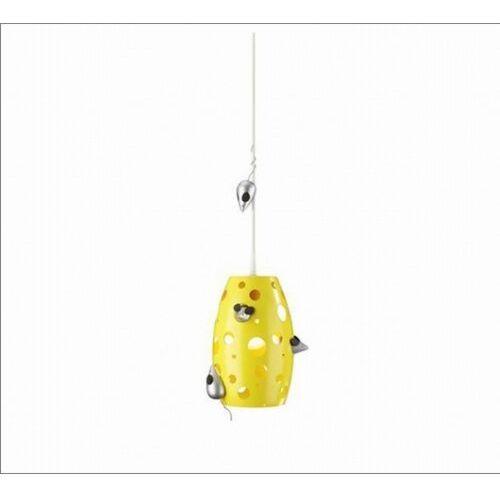 40281/34/16 - lampa wisząca dziecięca mykidsroom cheezzz... 1xe27/60w/230v marki Philips