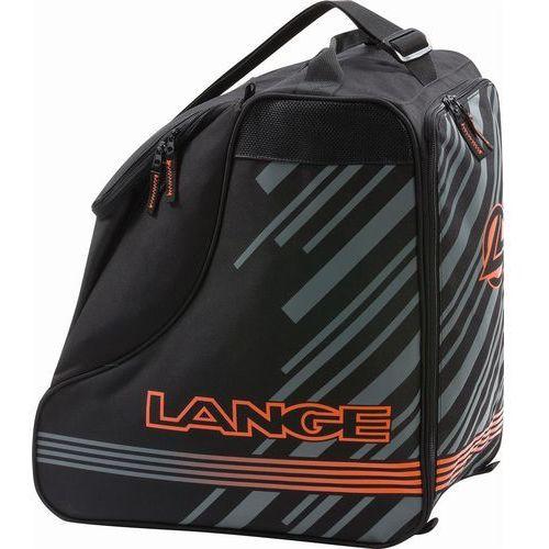 Lange Pokrowce na buty i kaski speedzone boot bag czarny/pomarańczowa 40 l