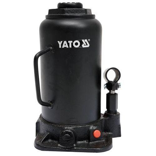 YATO Hydrauliczny podnośnik butelkowy 20 T, YT-17007 (5906083170072)