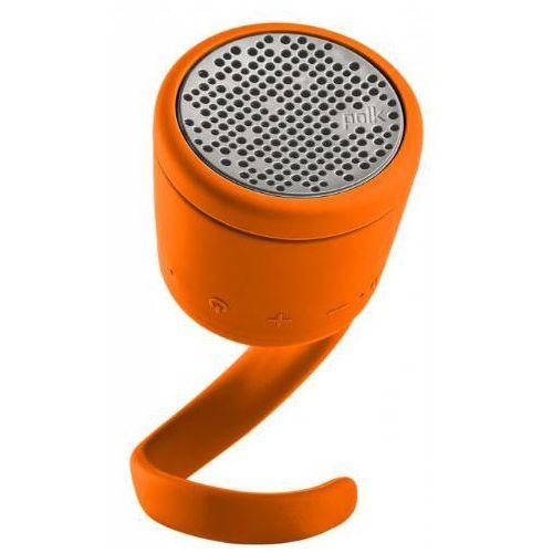 Głośnik mobilny swimmer duo pomarańczowy marki Polk audio