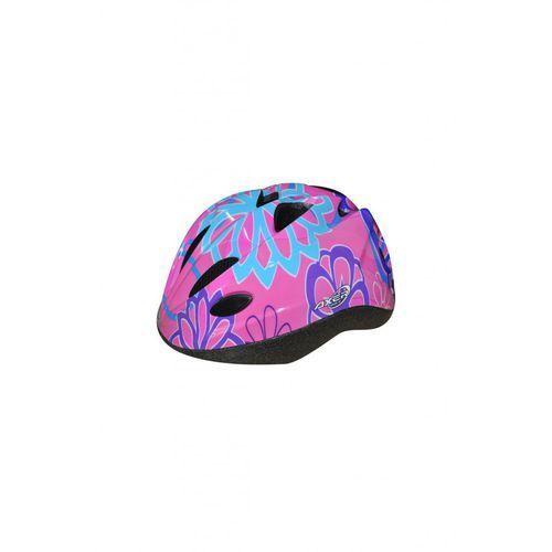 Axer sport Kask rowerowy dla dziewczynki 4y32aa (5901780902247)