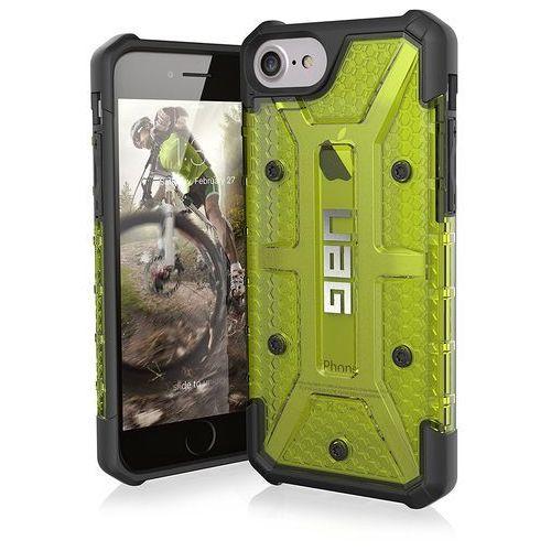 uag plasma etui ochronne iphone 8 / 7 / 6s / 6 (citron) marki Urban armor gear