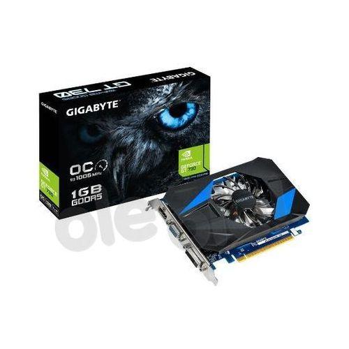 Gigabyte GeForce CUDA GT730 1024MB GDDR5 64bit, GV-N730D5OC-1GI