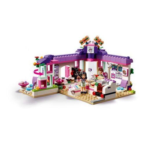 41336 ARTYSTYCZNA KAWIARNIA EMMY (Emma's Art Cafe) KLOCKI LEGO FRIENDS