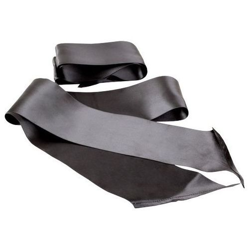 Satynowe szarfy do krępowania - s&m silky sash restraints marki Sex&mischief