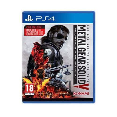OKAZJA - Metal Gear Solid 5 The Definitive Experince (PS4)