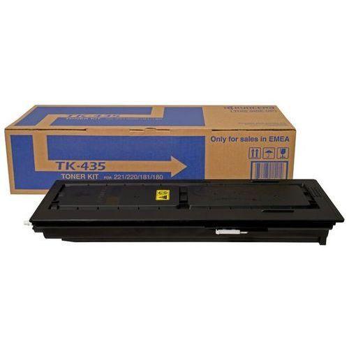 Wyprzedaż oryginał toner kyocera tk-435 do taskalfa 180/181/220/221 | 15 000 str. | czarny black, brak pudełka i airbaga marki Kyocera-mita