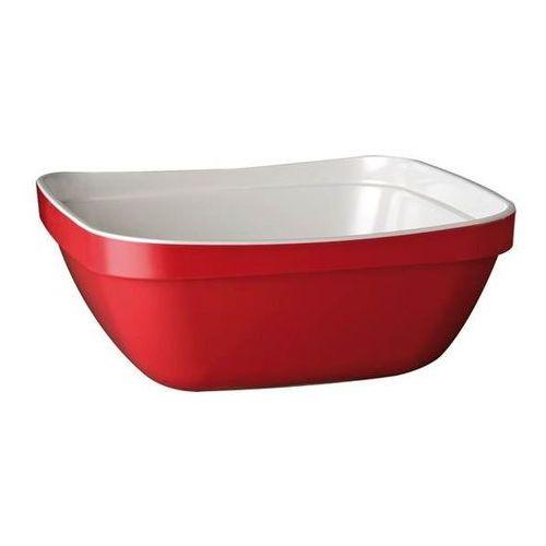 Pojemnik z melaminy GN sztaplowany Basket czerwony GN 1/2 APS-84001