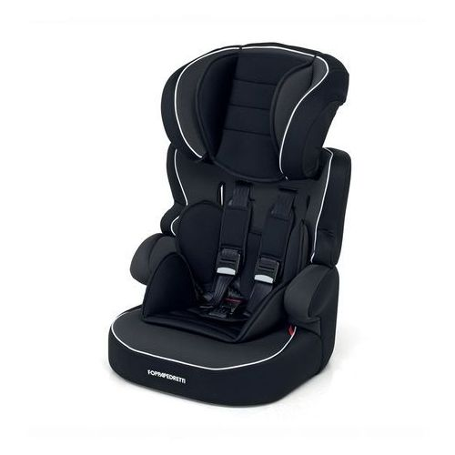 Fotelik samochodowy babyroad czarny marki Foppapedretti