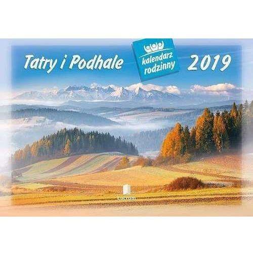 Lucrum Kalendarz 2019 rodzinny tatry i podhale wl5