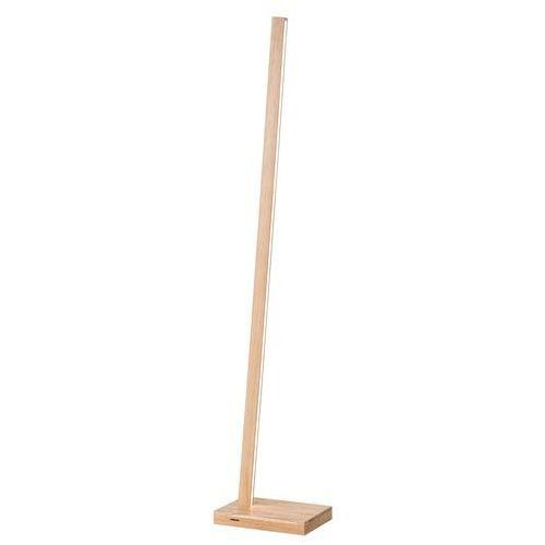 Spot light linus floor 9290174 lampa podłogowa stojąca 1x22w led 3000k dąb (5900805048847)