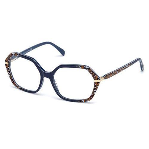 Okulary korekcyjne  ep5040 092 wyprodukowany przez Emilio pucci