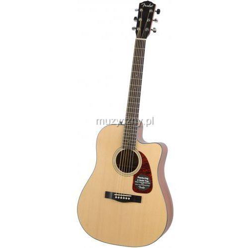 Fender CD140 SCE Natural gitara elektroakustyczna (gitara akustyczna)