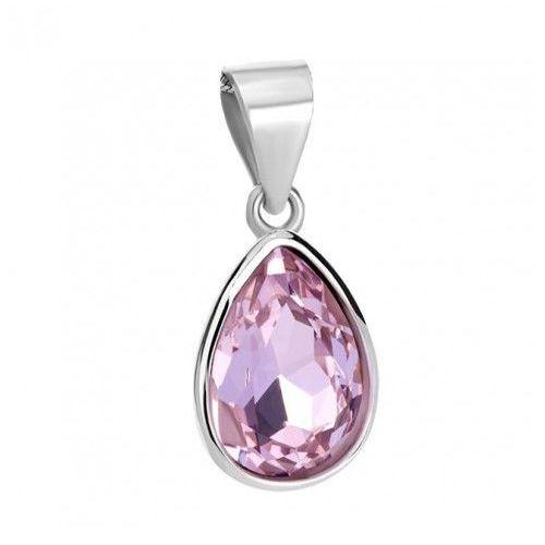 Biżuteria damska INFINITY ISZK0085 Zawieszka srebrna, kolor szary