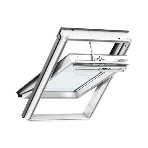 Okno dachowe VELUX GGU 006821 SK06 114x118 INTEGRA® elektrycznie otwierane 3-szybowe (5702328323643)
