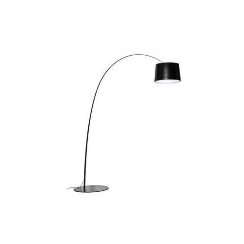 Lampa podłogowa CLEO czarna - włókno węglowe, metal, XCF2278.BLACK (11678191)
