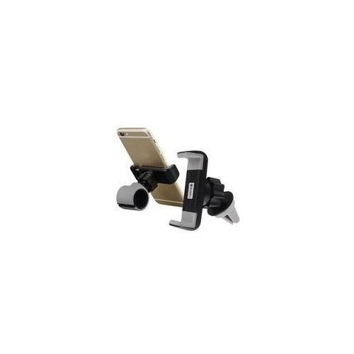 Gogen Uchwyt telefonu mch640, univerzální, 2v1 (mch640) czarne/szare