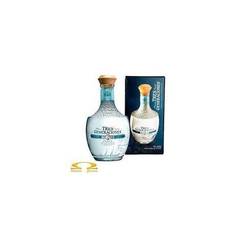 Tequila Sauza Tres Generationes Plata 0,7l + kartonik z kategorii Alkohole