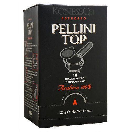 Kawa mielona Pellini Top - saszetki ESE 18 szt. - paczkomaty 6 zł wysyłka 24h