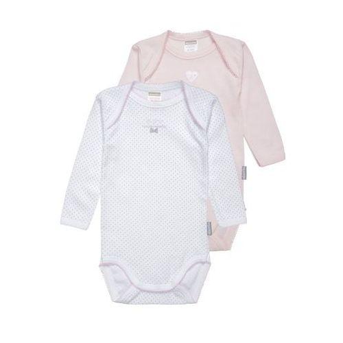 Absorba 2 PACK Body eglantine - produkt z kategorii- Body niemowlęce