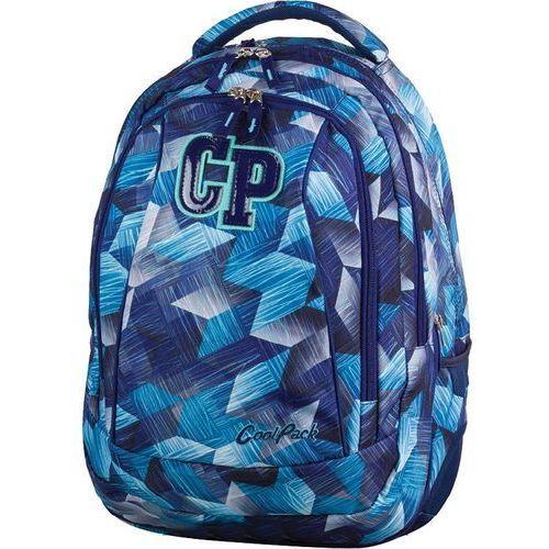 Patio Coolpack plecak młodzieżowy 2w1 combo frozen blue 2017