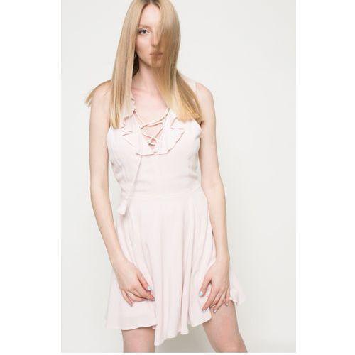 Review - Sukienka, kolor pink