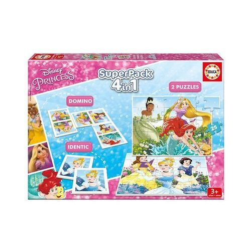 Educa Zestaw disney princesses (8412668171985)