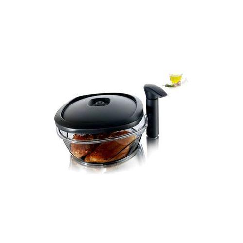 Pojemnik do marynowania Tomorrows Kitchen czarny