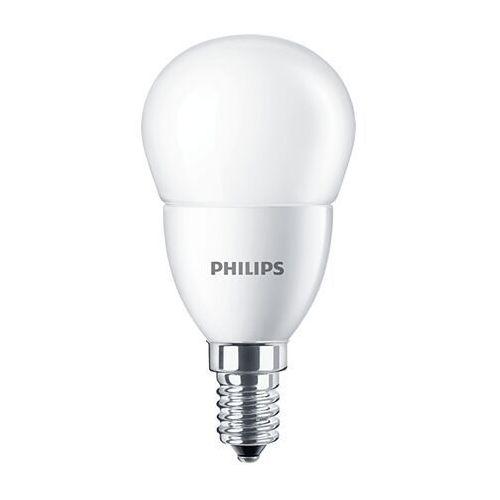 8718696703076 ŻARÓWKA PHILIPS LED kulka, 7W 60W, E14, 830 lm, 4000K neutralna barwa