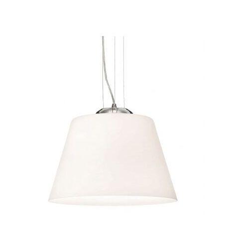 Lampa wisząca CYLINDER SP1 D40 BIANCO, 004071-006491