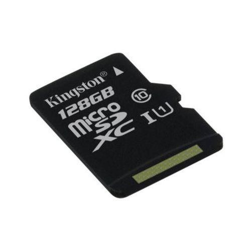 Kingston Karta pamięci canvas select microsdxc 128gb (0740617275865)