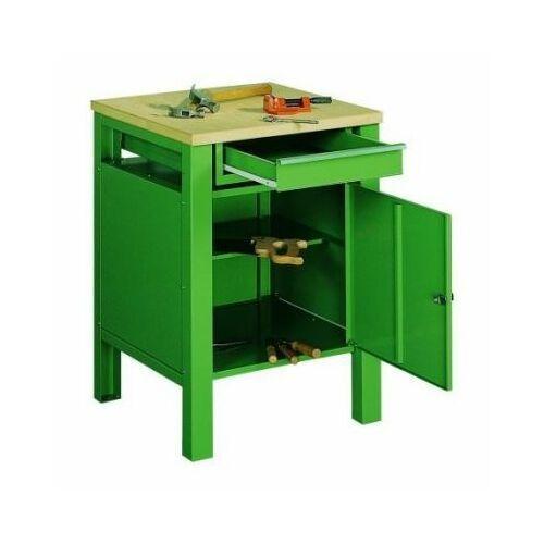 Malow Metalowy stół warsztatowy slusarski stw311 60cm