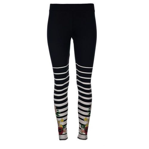 Desigual MEERUT INDIA Legginsy black