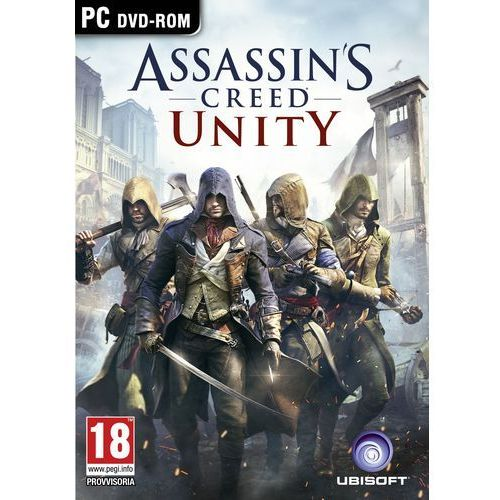 OKAZJA - Assassin's Creed Unity (Xbox One)
