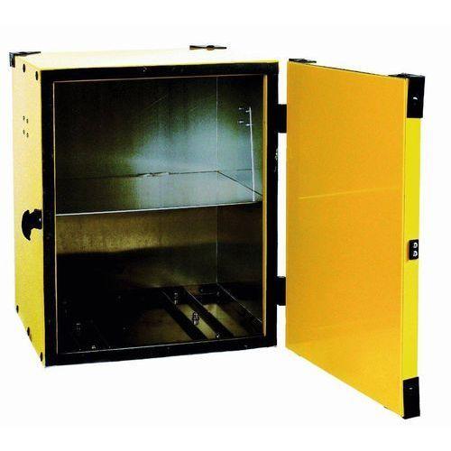 Pojemnik do transportowania pizzy | 405x410x(H)500mm