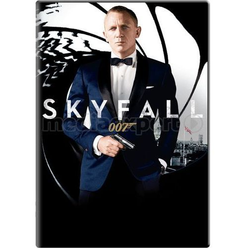 James Bond. Skyfall (DVD) (film)