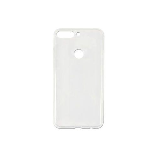 Huawei honor 7c - etui na telefon ultra slim - przezroczyste marki Etuo ultra slim