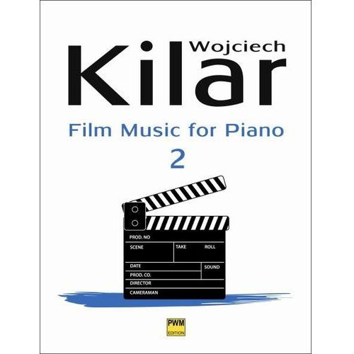 kilar wojciech - muzyka filmowa na fortepian, z.2 marki Pwm