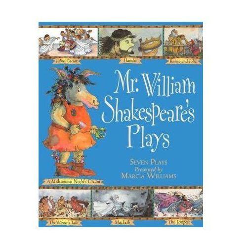 Mr William Shakespeare's Plays, Williams, Marcia