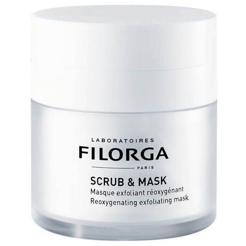 Scrub & Mask - Maska złuszczająca i dotleniająca (3401528545740)