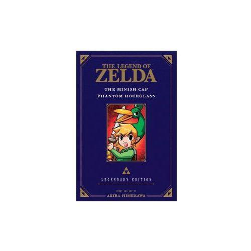 Legend of Zelda: The Minish Cap / Phantom Hourglass -Legendary Edition-, Himekawa, Akira