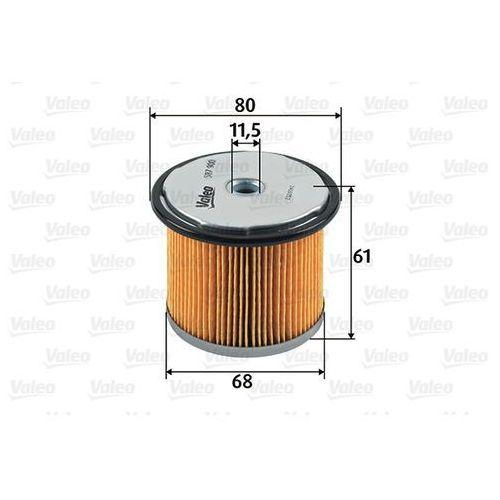 Filtr paliwa VALEO 587900 (3276425879003)