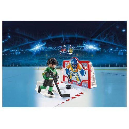 Playmobil SPORTS & ACTION Hokejowa bramka treningowa 6192 - BEZPŁATNY ODBIÓR: WROCŁAW!