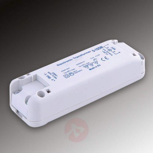 Transformator 0-105 w marki Heitronic