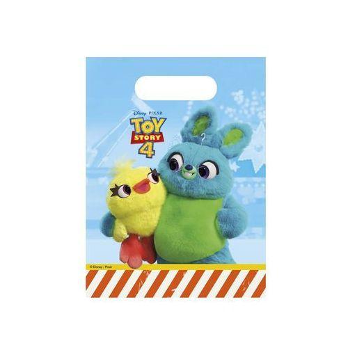 Procos disney Prezentowe torebki urodzinowe toy story 4 - 6 szt. (5201184902332)