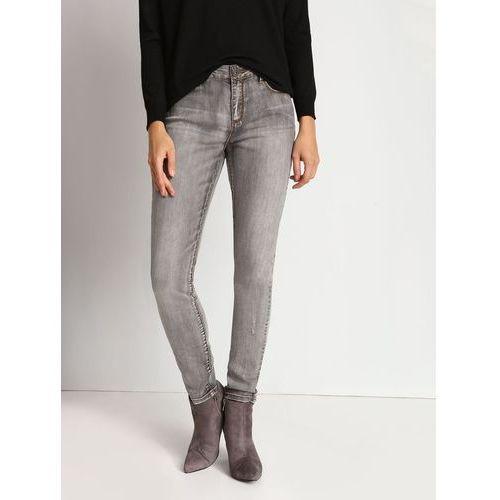 SPODNIE DAMSKIE JEANS, jeans